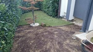uređenje travnog tepiha